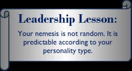 Lesson #5 Nemesis nto random