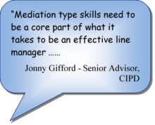 Mediation skills - PNG