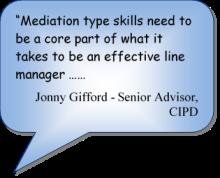 Mediation skills - PNG