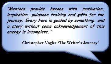 Mentor Chris Vogler