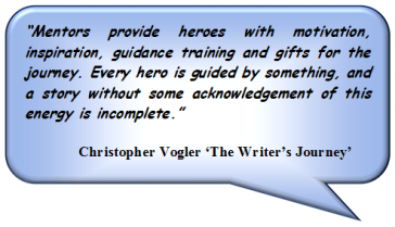 Mentor Chris Vogler