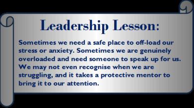 Mentor Lesson 4