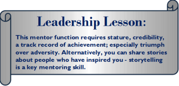 mentor lesson